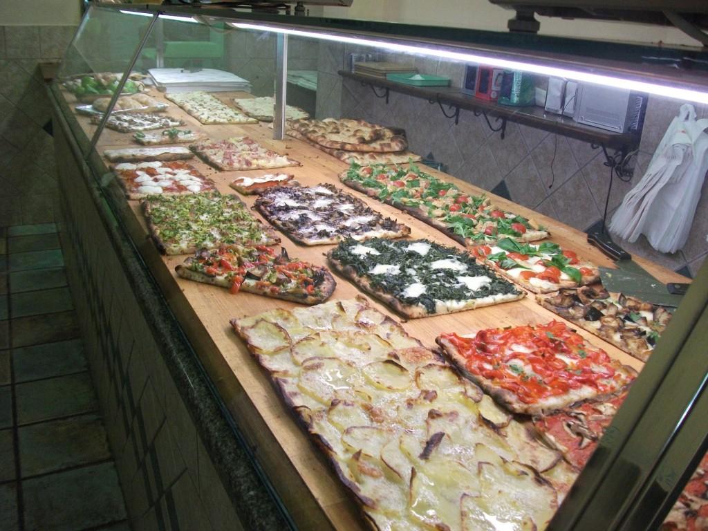 Pizzeria a Taglio Roma