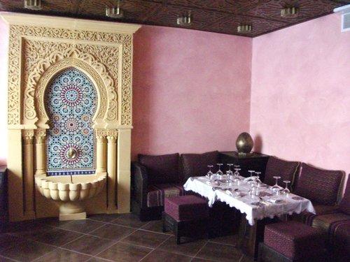Ristorante Marocchino Roma Riad Nour