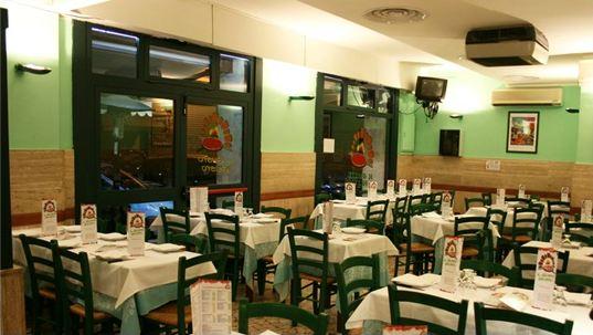 """Pizzeria Tradizionale Romana Cinecittà """" Il Gusto Giusto """""""