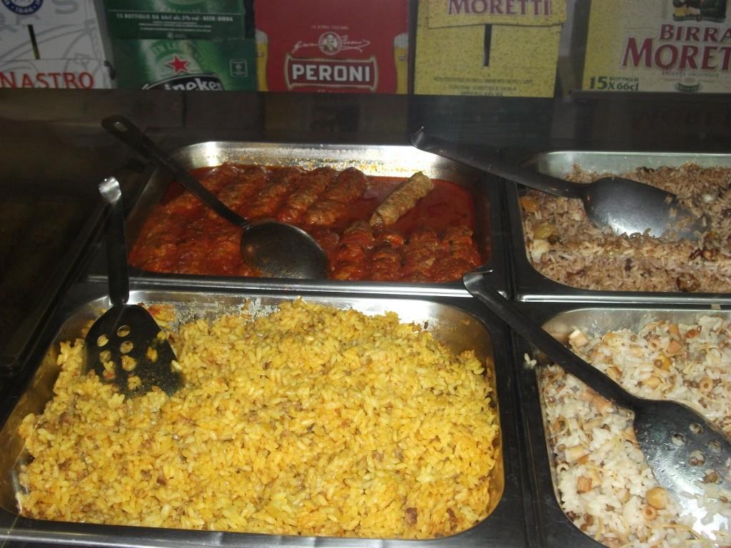 "Cucina Araba a Roma "" Le Piramidi """