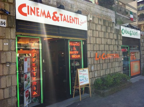 "Happy Hour a Talenti Roma "" Cinema e Talenti """
