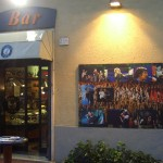 "Caffetteria a Torrespaccata Roma "" Disco Bar """