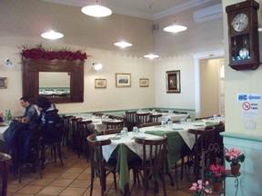 """Ristorante Pizzeria al Centro di Roma """" Serafini """""""