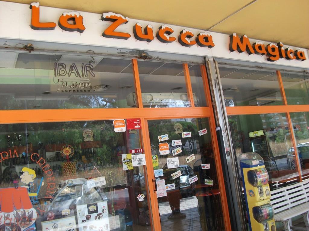 """Catering Prenestina Roma """" La Zucca Magica """""""
