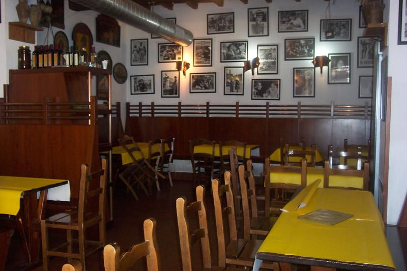 "Ristorante Pizzeria a Trastevere Roma "" Cave Canem """