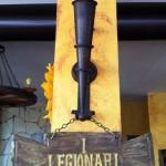 """Pizzeria zona Tor Vergata Roma """" I Legionari """""""