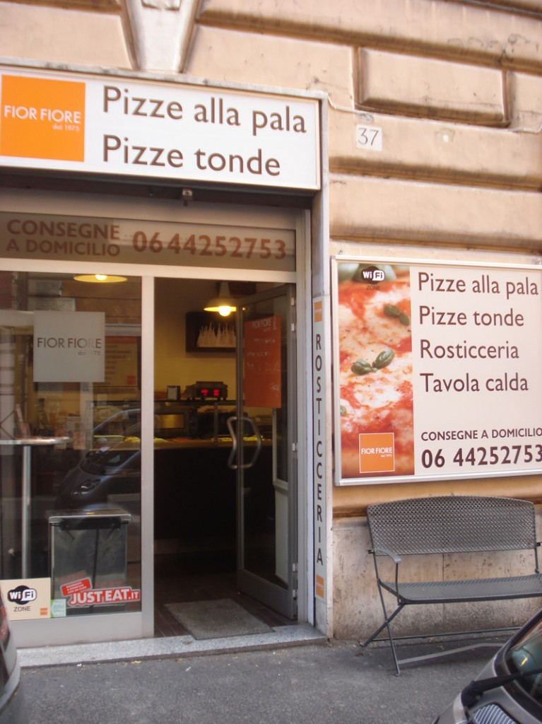 Pizzeria Trieste Salario Roma