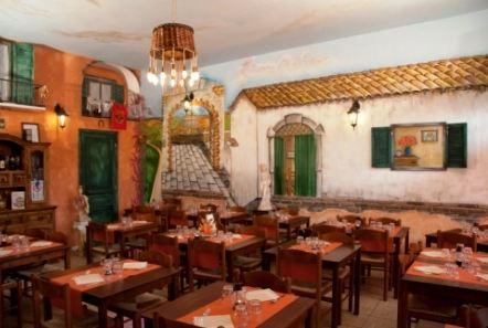 Ristorante tipico romano roma nord for Cucina atipica roma
