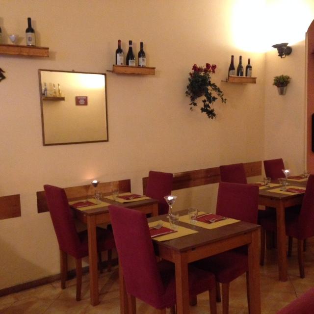 Ristorante cucina tipica mediterranea a roma centro for Cucina atipica roma
