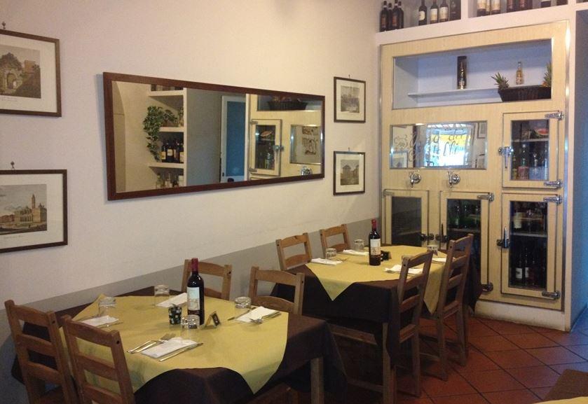 Mangiare cucina romana roma san paolo for Mangiare tipico a roma
