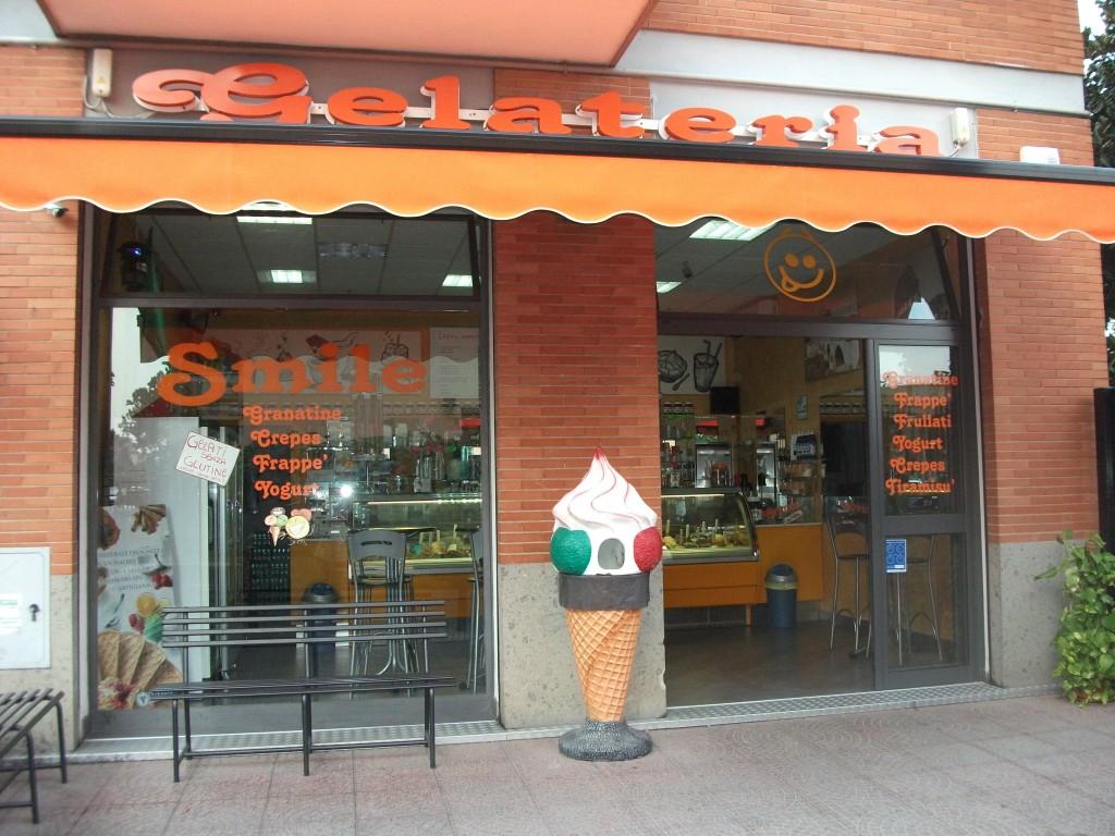 Yogurteria Creperia Romanina Roma – Smile