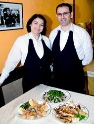 Cucina Romana Portuense – Tana Della Volpe