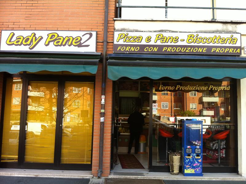 Pizza A Portar Via Tor Vergata Roma – Re…Pane