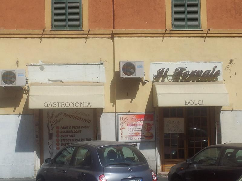 Piatti Pronti A Portar Via Roma Centro – Panificio F.lli Livio
