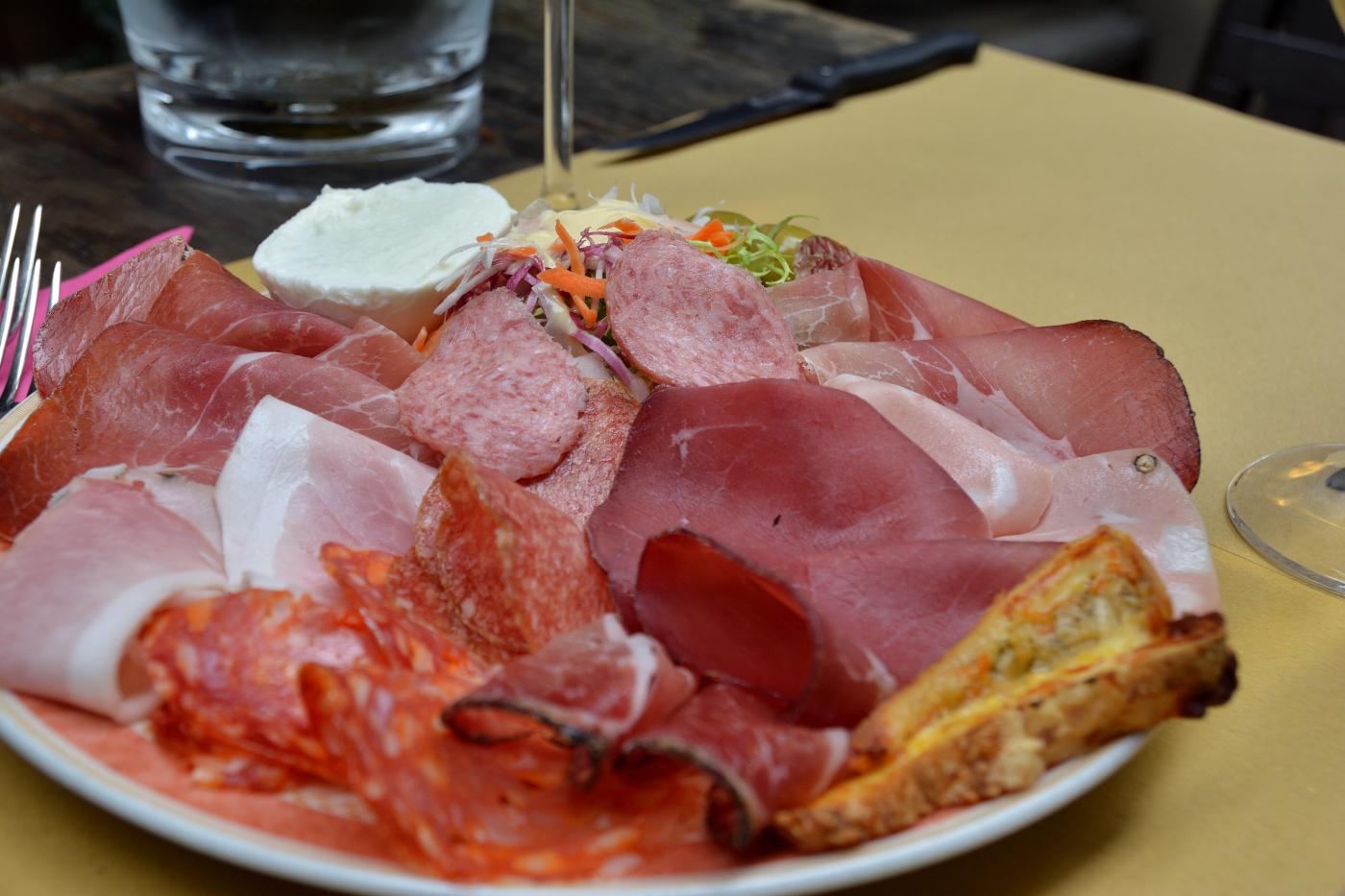 Cucina tipica romana roma centro for Cucina atipica roma