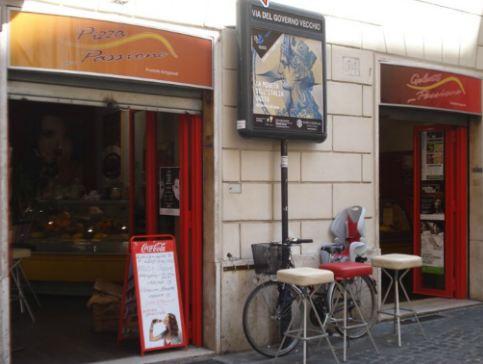 """Gelato Artigianale Piazza Navona """" Gelato per Passione """""""