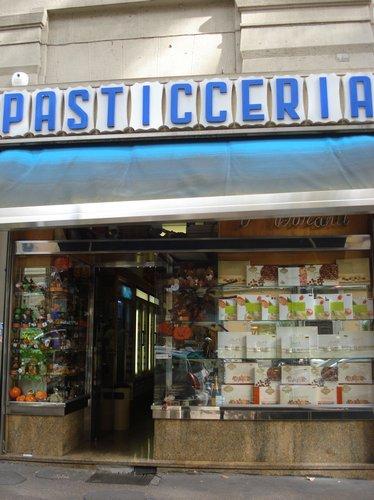 """Pasticceria Salario Roma """" Duranti """""""