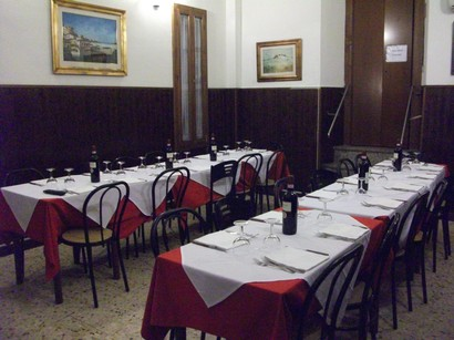 """Menù Turistico Roma Centro """" Piccolo Spazio """""""