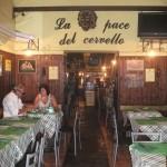 """Cucina Tipica Romana Colosseo Roma """" La Pace del Cervello """""""