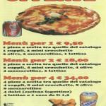 """Pizzeria a Domicilio San Giovanni Roma """" Il Girasole """""""