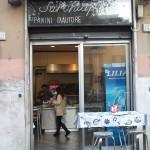 "Panini zona Olimpica Roma "" Sarchiapone """