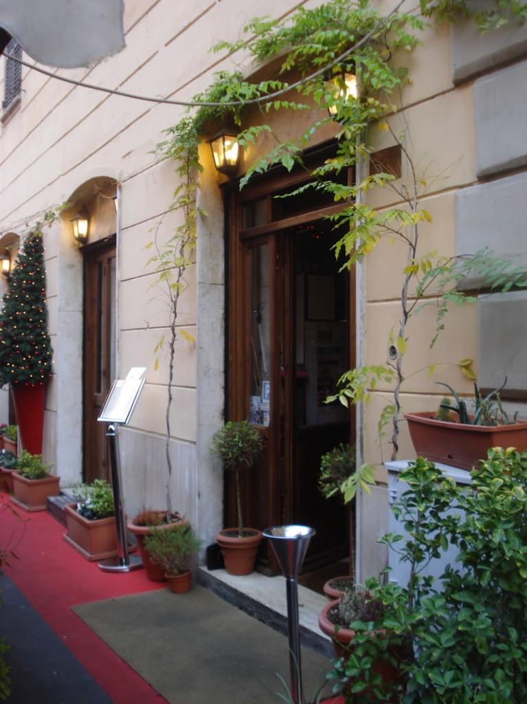 Cucina di Pesce a Roma Centro