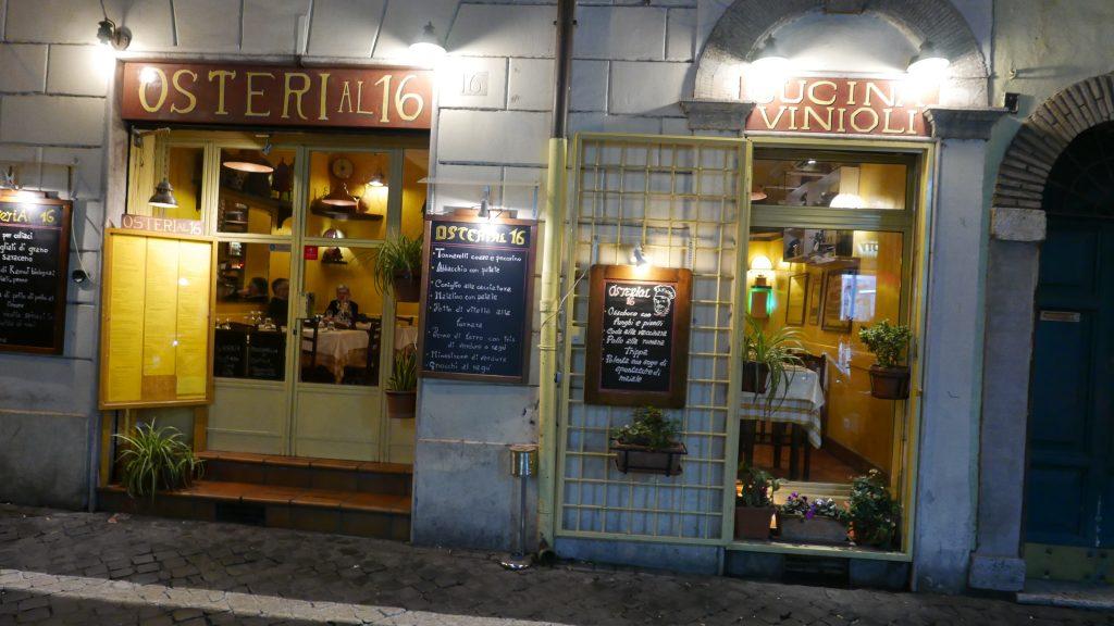 Proposte vegetariane via nazionale roma for Cucina romana tipica